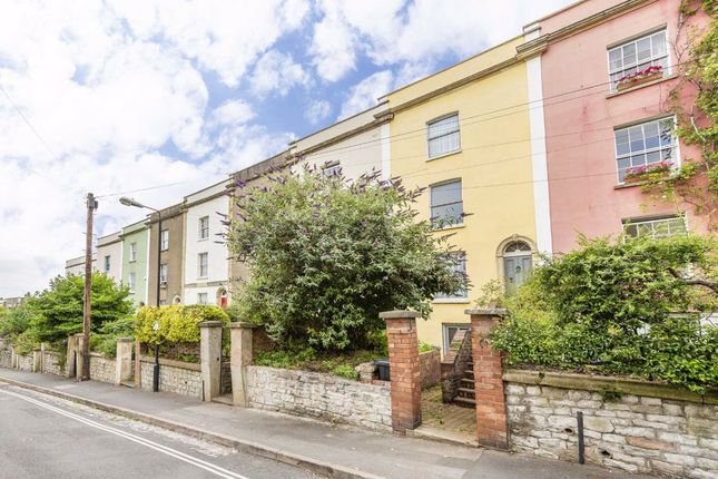 Thumbnail Town house for sale in Richmond Road, Montpelier, Bristol
