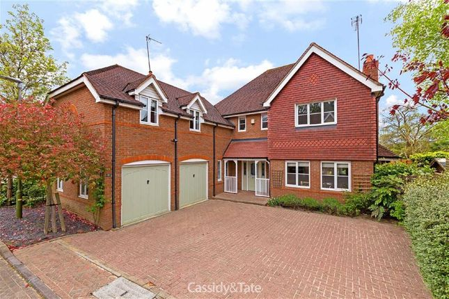 Thumbnail Detached house for sale in Waddling Lane, Wheathampstead, Hertfordshire