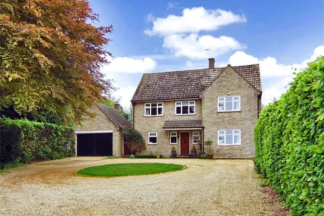 Thumbnail Detached house for sale in Walcot Road, Ufford, Stamford