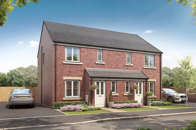 """3 bedroom terraced house for sale in """"The Hanbury"""" at Deacon Trading Estate, Earle Street, Newton-Le-Willows"""
