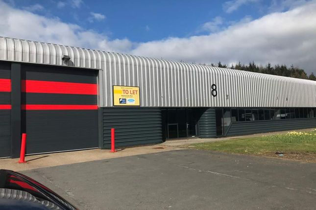 Thumbnail Light industrial to let in Dunlop Square, Deans Industrial Estate, Deans, Livingston