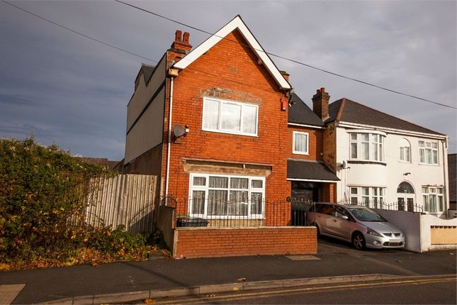 Thumbnail Detached house for sale in Goldthorn Hill, Wolverhampton, West Midlands