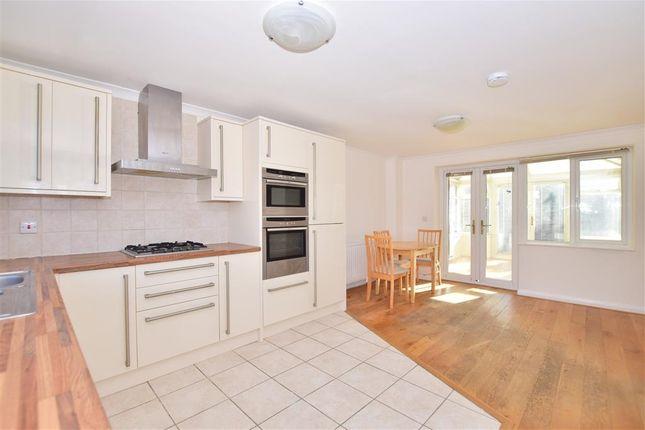 Thumbnail Semi-detached house for sale in Turner Road, Bean, Dartford, Kent