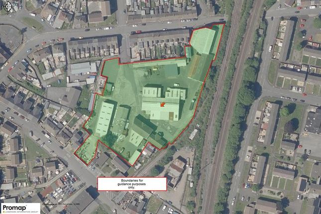 Thumbnail Light industrial for sale in Briton Ferry Business Park, Regent Street, Briton Ferry, Neath