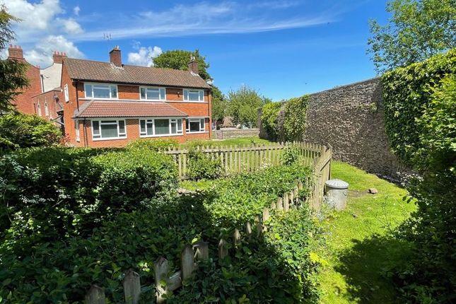 Thumbnail Detached house for sale in St. James Place, Mangotsfield, Bristol