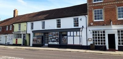 Thumbnail Retail premises for sale in & 117A High Street, Odiham, Hampshire