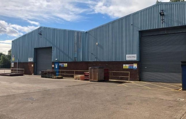 Thumbnail Light industrial to let in Halbeath Place, Lyneburn Industrial Estate, Dunfermline