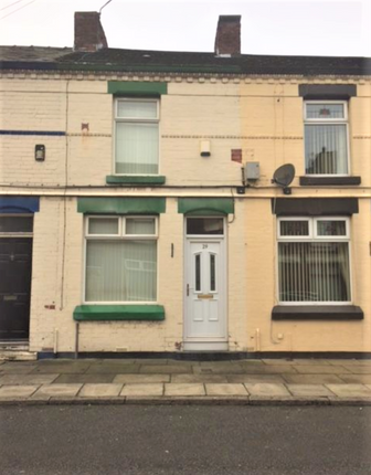 Thumbnail Terraced house to rent in Weaver Street, Liverpool