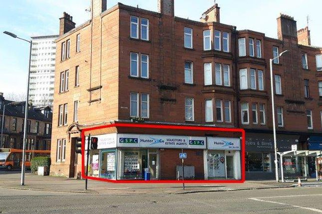 Thumbnail Office for sale in Crow Road, Glasgow