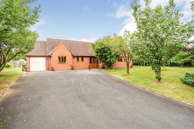 Thumbnail Detached bungalow for sale in Mill Lane, Much Cowarne, Bromyard