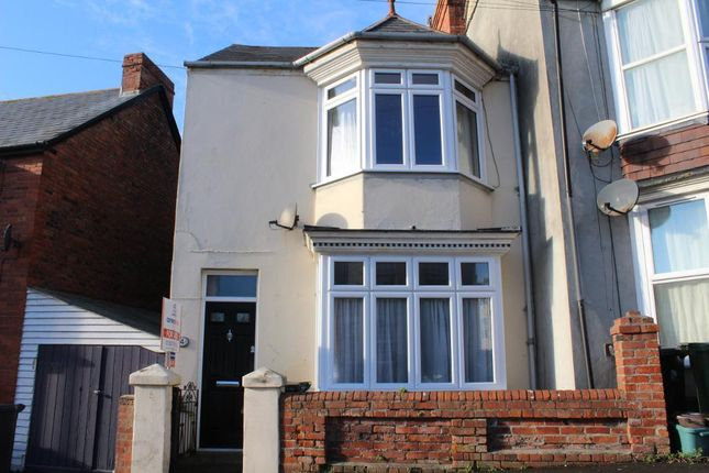 3 bed semi-detached house for sale in Clearmount Road, Rodwell, Weymouth, Dorset