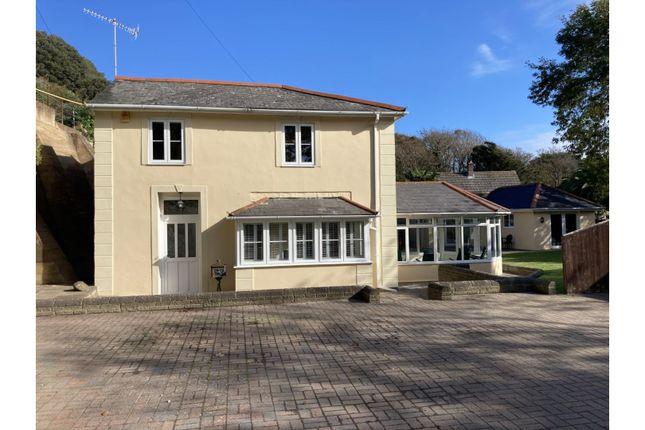 Thumbnail Detached house for sale in Grangeside, Bonchurch