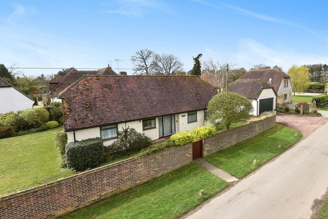 Thumbnail Detached bungalow for sale in Itchenor, Nr Chichester