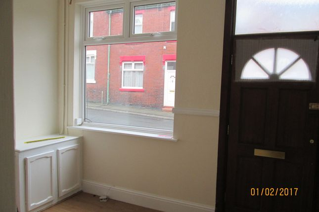 Thumbnail Terraced house to rent in George Street, Newcastle-Under-Lyme