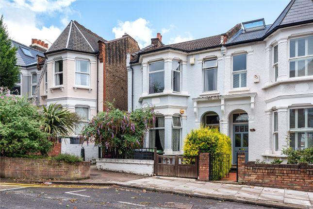 3 bed end terrace house for sale in Pemberton Road, Harringay, London N4