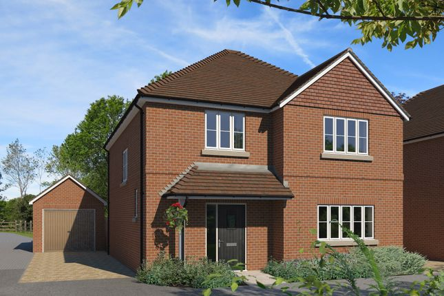 Thumbnail Detached house for sale in Plot 3, Wethersum House, Croft Road, Reading, Berkshire