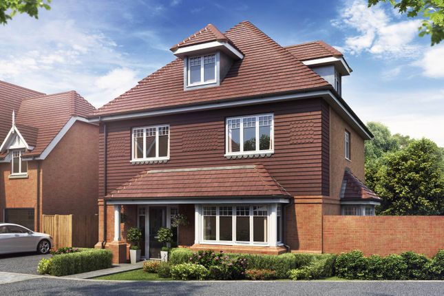 "Thumbnail Detached house for sale in ""The Hamilton"" at Epsom Road, Guildford"
