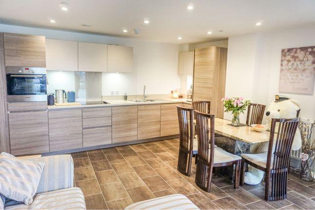 Open Plan Living of Centenary Plaza, Woolston, Southampton SO19