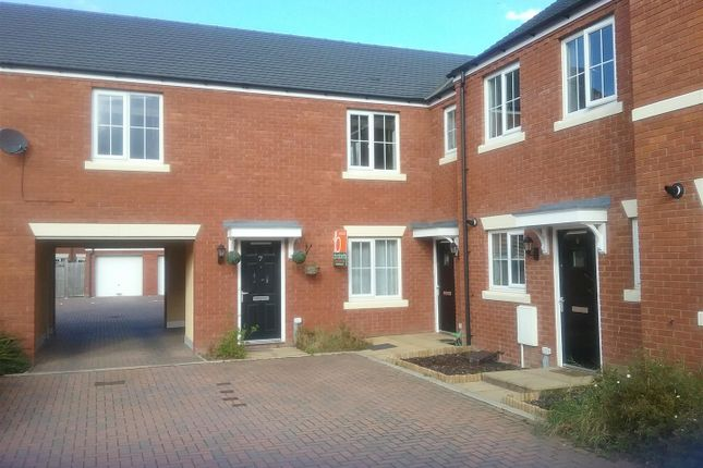Thumbnail Terraced house for sale in Seacole Way, Shrewsbury