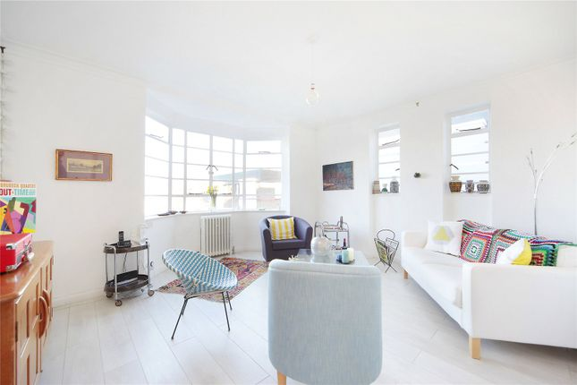 2 bed flat for sale in Hightrees House, Nightingale Lane, Clapham South, London