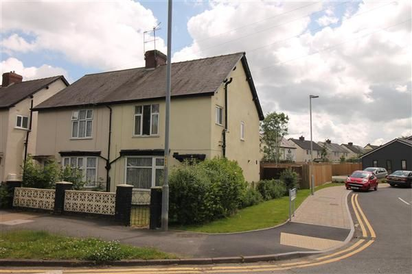 Thumbnail Semi-detached house to rent in Hewell Road, Redditch, Redditch