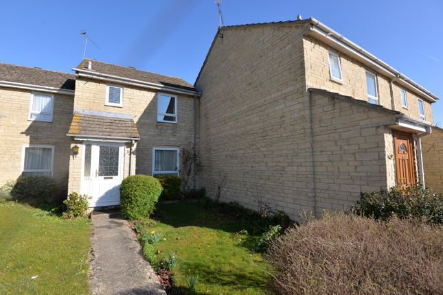 Thumbnail Terraced house to rent in Pensclose, Witney