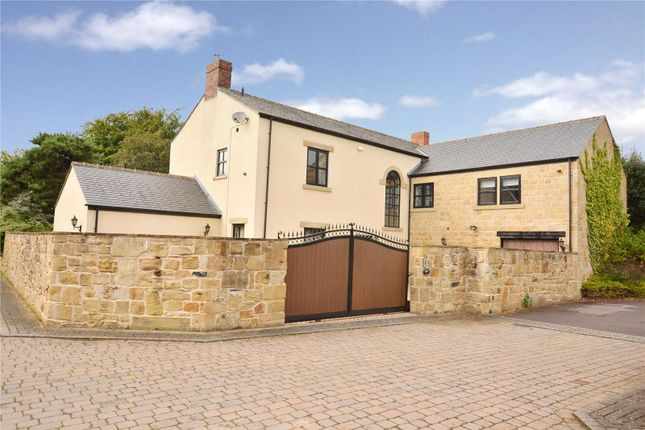 Thumbnail Detached house for sale in Greenland Farm, Farrer Lane, Oulton, Leeds, West Yorkshire