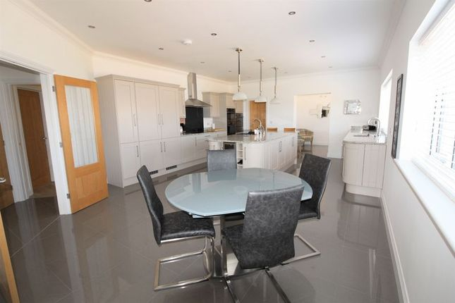 Thumbnail Detached bungalow for sale in Grange Farm, Main Road, Filby, Great Yarmouth