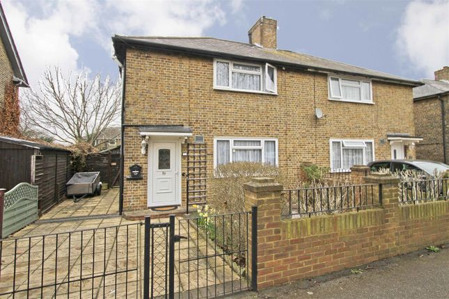 Thumbnail Semi-detached house for sale in Whitethorn Avenue, Yiewsley
