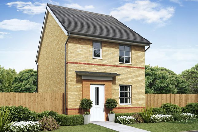 "Thumbnail Detached house for sale in ""Folkestone"" at Cobblers Lane, Pontefract"