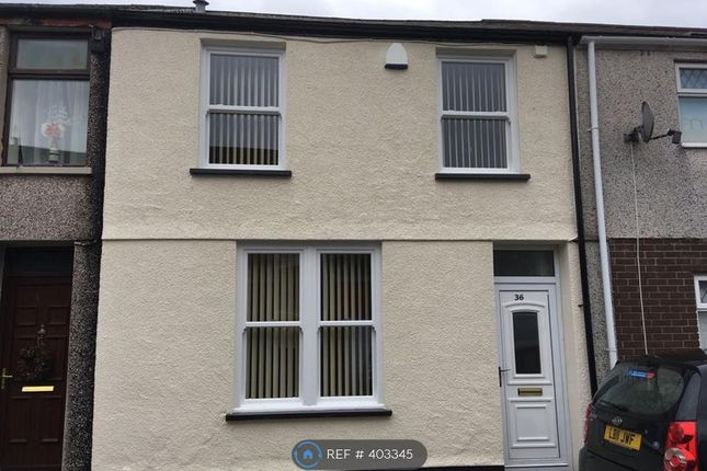 Thumbnail Terraced house to rent in Tynybedw Street, Treorchy