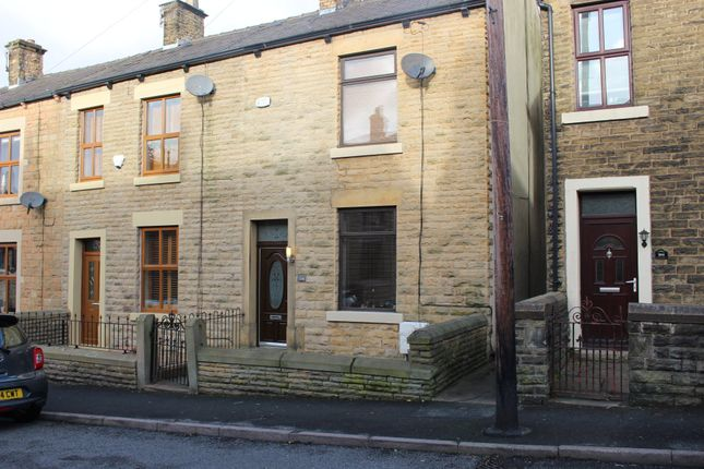 Thumbnail Terraced house to rent in Hadfield Road, Hadfield, Glossop