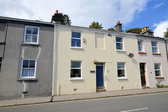 Thumbnail Terraced house for sale in Town Steps, West Street, Tavistock