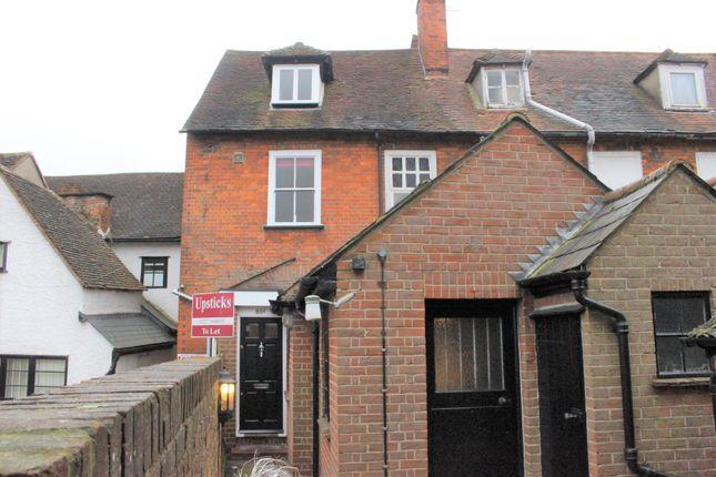 Thumbnail Flat to rent in High Street, Ingatestone, Essex CM49Dw