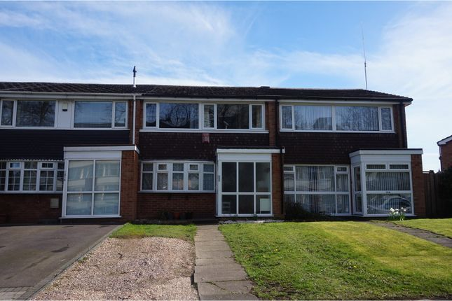 Thumbnail Terraced house for sale in Stratford Road, Birmingham