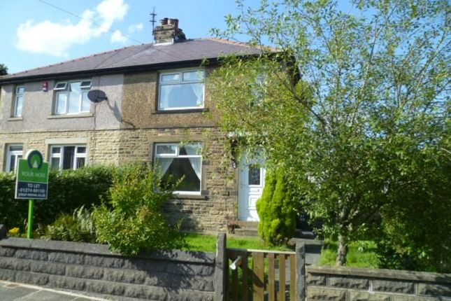 Thumbnail Semi-detached house to rent in Westbury Road, Bradford