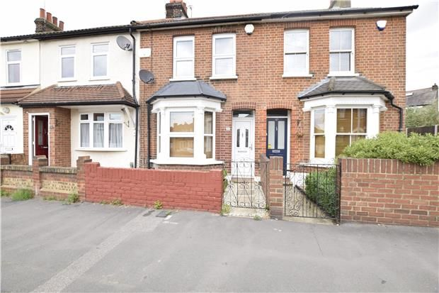 Thumbnail Terraced house to rent in Clydesdale Road, Hornchurch