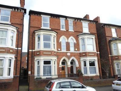 Thumbnail Semi-detached house to rent in Noel Street, Nottingham