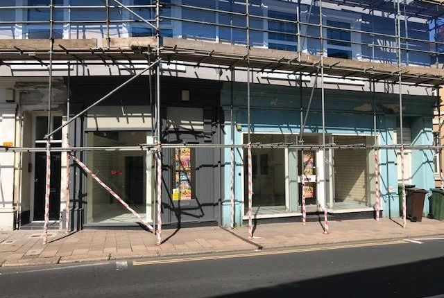 Thumbnail Retail premises to let in 24/26 Devonport Road, Plymouth
