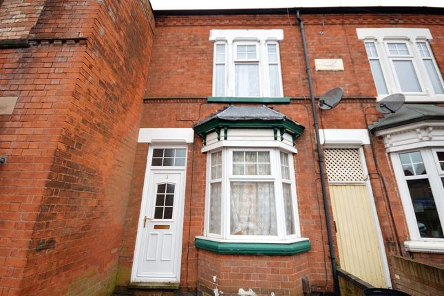 3 bed terraced house to rent in Fairfield Street, Wigston