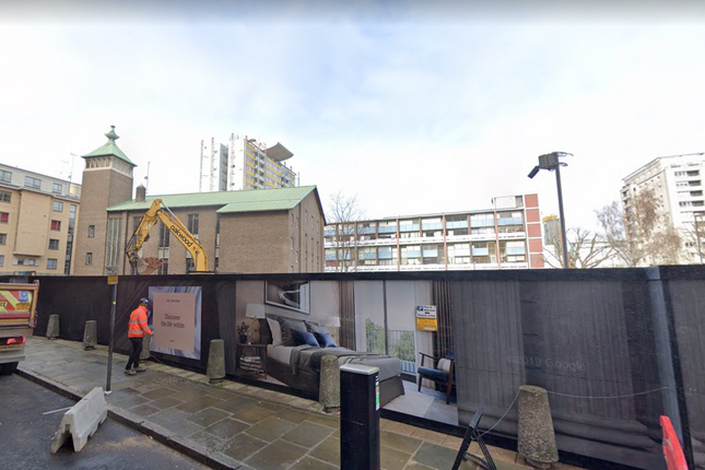 Thumbnail Flat for sale in The Denizen, 43 Golden Lane, London