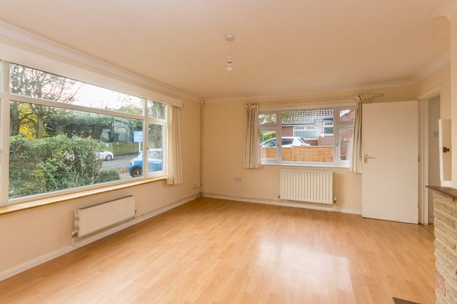 Thumbnail Detached bungalow to rent in Ovingdean Road, Ovingdean