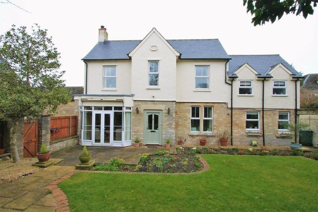 Thumbnail Detached house for sale in Church Lane, Cricklade, Wiltshire