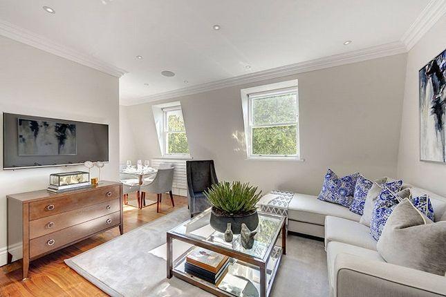 Thumbnail Flat to rent in Kensington Garden Square, Bayswater, London