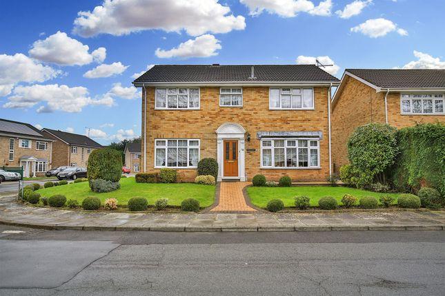 Thumbnail Detached house for sale in Ridgeway, Lisvane, Cardiff