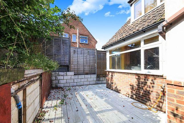Thumbnail Property to rent in Ashburnham Drive, Brighton