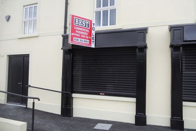 Thumbnail Property to rent in Main Street, Camlough, Newry