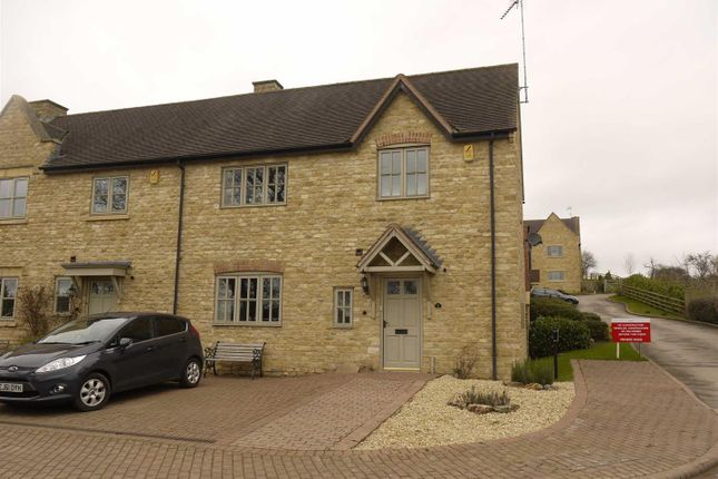 Thumbnail Semi-detached house to rent in Hornsby Close, Shipston-On-Stour