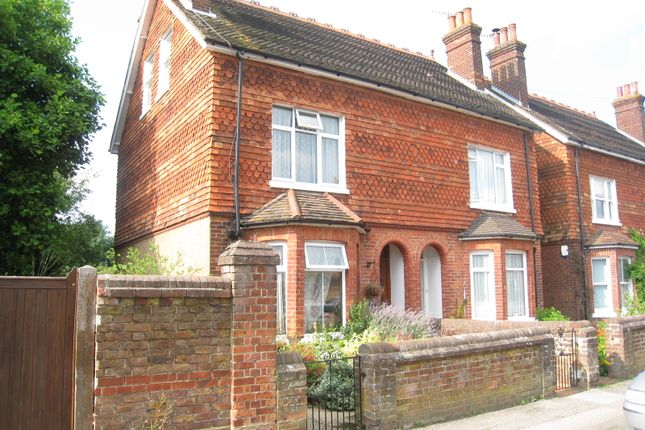 Thumbnail Semi-detached house to rent in Southcote Road, Merstham