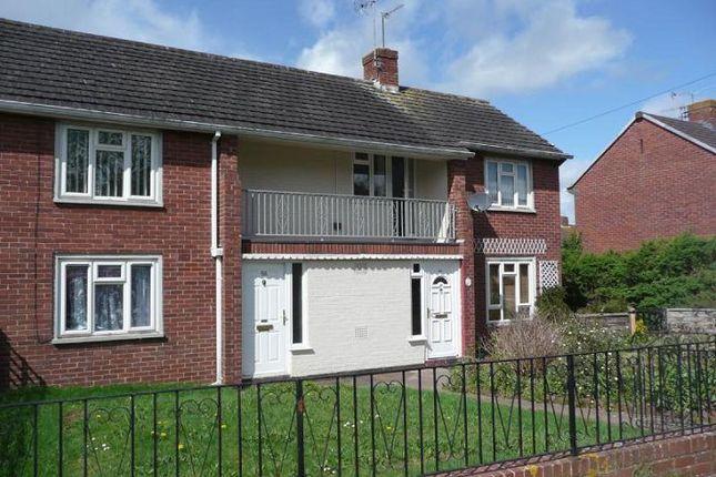 Thumbnail Flat to rent in Hill Barton Lane, Pinhoe, Exeter